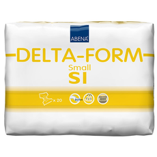 Delta Form Diaper S1- Absorption 1100ml 20/Pack, fig. 1
