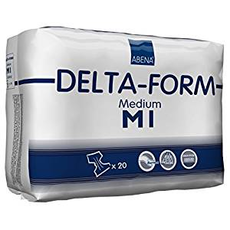Delta Form Diaper M1 - Absorption 1700ml 20/pack, fig. 1
