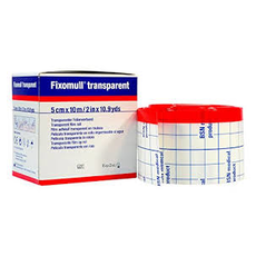 Fixomull transparent waterproof wound dressing 100mm x 10m, fig. 2