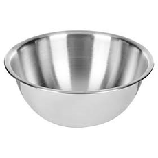 Bowl Stainless Steel 28cm, fig. 1