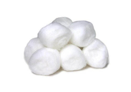 Cotton Wool Balls 500g - 2g N/S, fig. 1